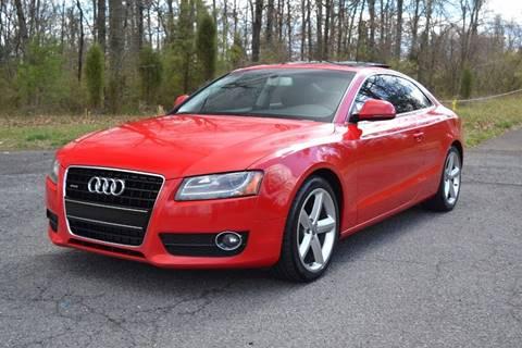 2009 Audi A5 for sale at AutoPlaza in Manassas VA