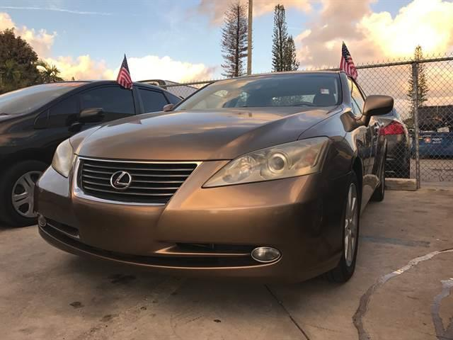2007 Lexus ES 350 for sale at Elite Cars Pro in Oakland Park FL