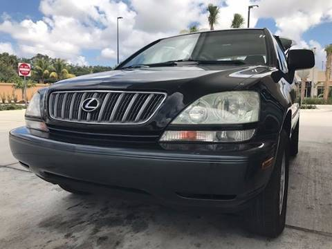 2002 Lexus RX 300 for sale in Hollywood, FL