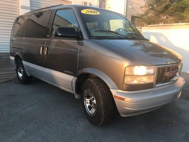 2000 GMC Safari 3dr SLE Extended Mini-Van - Oakland Park FL