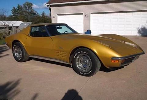 1972 Chevrolet Corvette for sale at Elite Cars Pro - Classic cars for export in Hollywood FL
