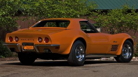 1971 Chevrolet Corvette for sale at Elite Cars Pro - Classic cars for export in Hollywood FL