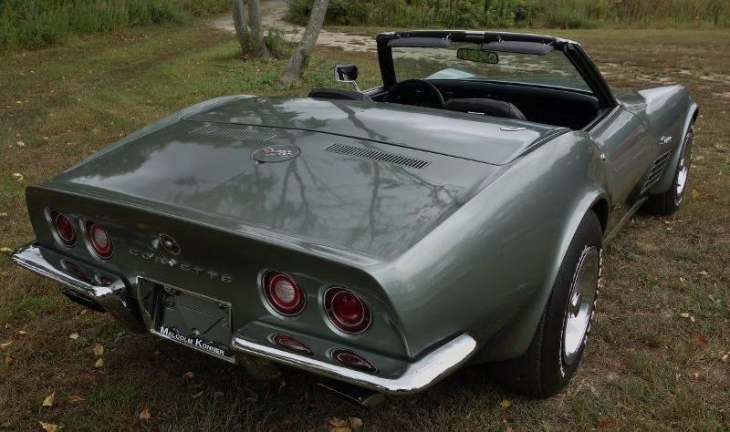 1973 Chevrolet Corvette  - Hollywood FL