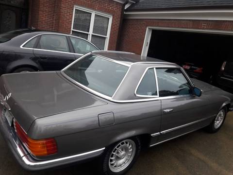 1985 Mercedes-Benz R-Class