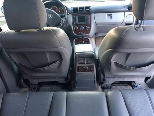 2003 Mercedes-Benz M-Class AWD ML 350 4MATIC 4dr SUV - Oakland Park FL