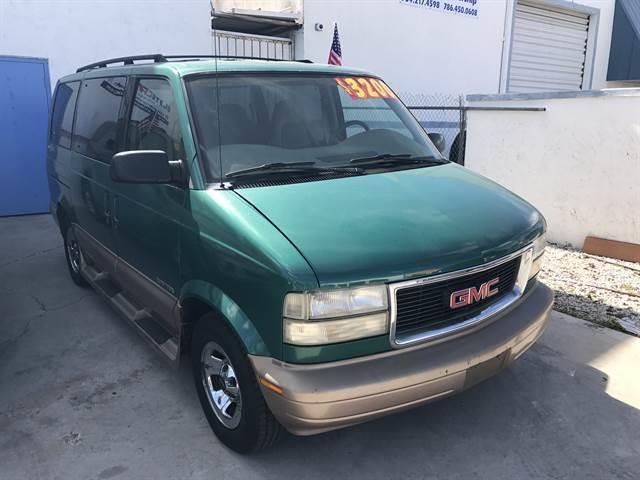 1998 GMC Safari for sale at Elite Cars Pro in Oakland Park FL