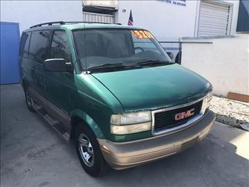 1998 GMC Safari for sale in Hollywood, FL