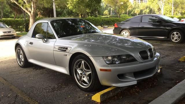2001 BMW M 2dr Roadster - Oakland Park FL