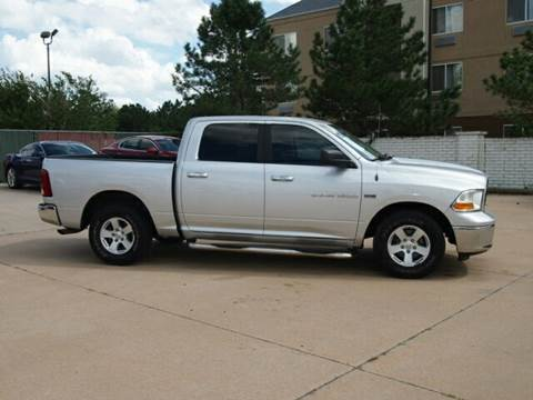 2011 RAM Ram Pickup 1500 for sale at NORTHWEST MOTORS in Enid OK