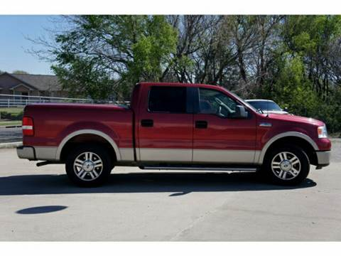 2007 Ford F-150 for sale at NORTHWEST MOTORS in Enid OK