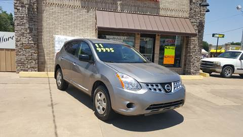 2011 Nissan Rogue for sale at NORTHWEST MOTORS in Enid OK