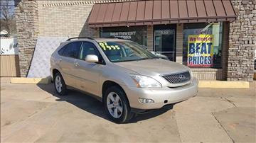 2007 Lexus RX 350 for sale at NORTHWEST MOTORS in Enid OK