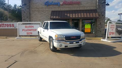 2003 GMC Sierra 1500 for sale at NORTHWEST MOTORS in Enid OK
