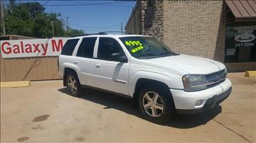 2004 Chevrolet TrailBlazer for sale at NORTHWEST MOTORS in Enid OK