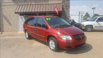 2006 Dodge Grand Caravan for sale at NORTHWEST MOTORS in Enid OK