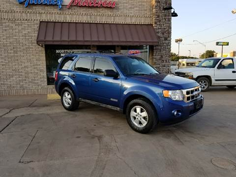 2008 Ford Escape for sale at NORTHWEST MOTORS in Enid OK