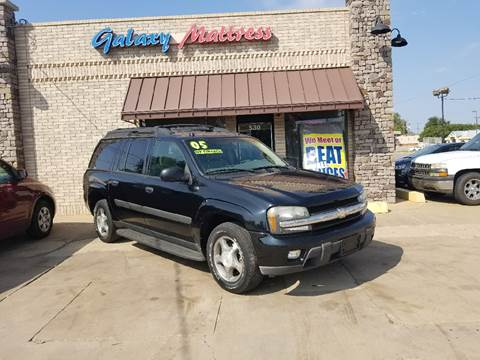 2005 Chevrolet TrailBlazer EXT for sale at NORTHWEST MOTORS in Enid OK