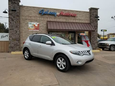 2009 Nissan Murano for sale at NORTHWEST MOTORS in Enid OK