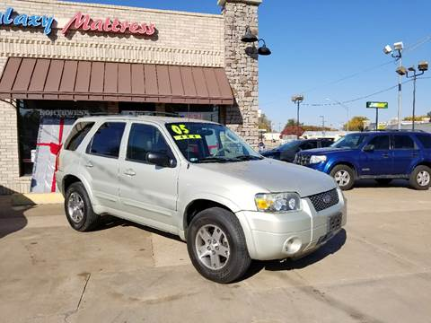 2005 Ford Escape for sale at NORTHWEST MOTORS in Enid OK