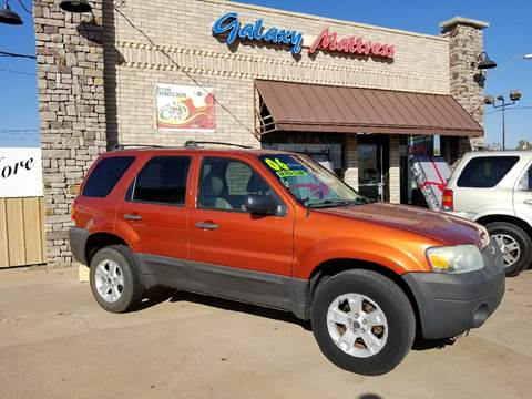 2006 Ford Escape for sale at NORTHWEST MOTORS in Enid OK
