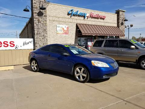2006 Pontiac G6 for sale at NORTHWEST MOTORS in Enid OK