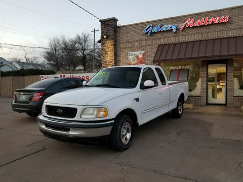 1998 Ford F-150 for sale at NORTHWEST MOTORS in Enid OK