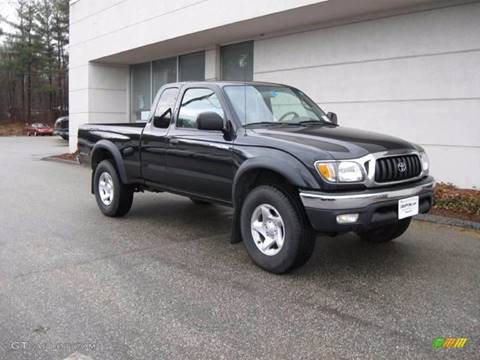 2004 Toyota Tacoma for sale at NORTHWEST MOTORS in Enid OK