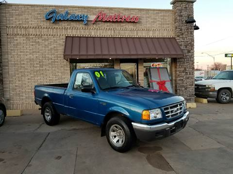 2001 Ford Ranger for sale at NORTHWEST MOTORS in Enid OK