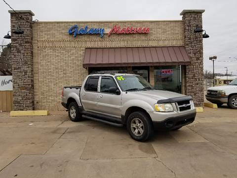2005 Ford Explorer Sport Trac for sale at NORTHWEST MOTORS in Enid OK