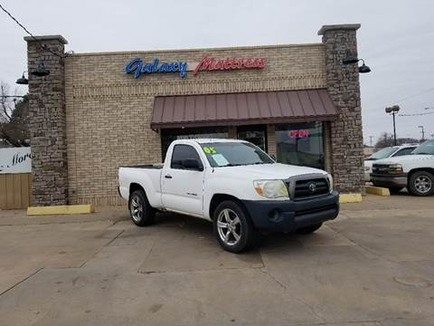 2005 Toyota Tacoma for sale at NORTHWEST MOTORS in Enid OK