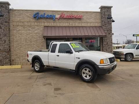 2002 Ford Ranger for sale at NORTHWEST MOTORS in Enid OK