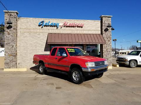 1998 Toyota T100 for sale at NORTHWEST MOTORS in Enid OK