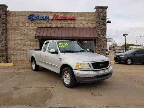 2001 Ford F-150 for sale at NORTHWEST MOTORS in Enid OK