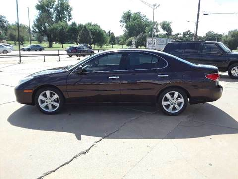 2005 Lexus ES 330 for sale at NORTHWEST MOTORS in Enid OK