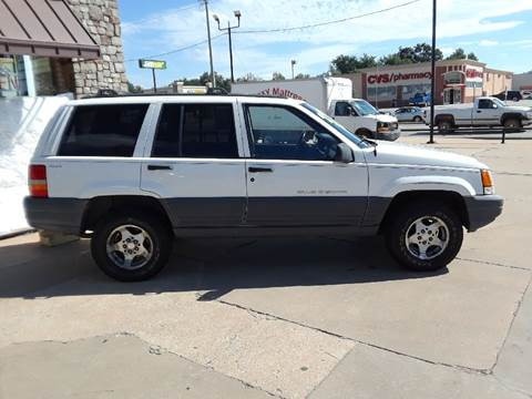 1997 Jeep Grand Cherokee for sale at NORTHWEST MOTORS in Enid OK