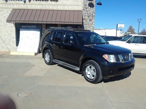2007 Nissan Pathfinder for sale at NORTHWEST MOTORS in Enid OK