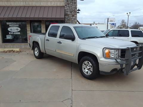 2008 GMC Sierra 1500 for sale at NORTHWEST MOTORS in Enid OK