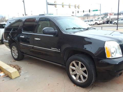 2007 GMC Yukon XL for sale at NORTHWEST MOTORS in Enid OK