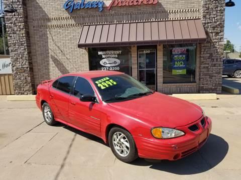 2001 Pontiac Grand Am for sale in Enid, OK