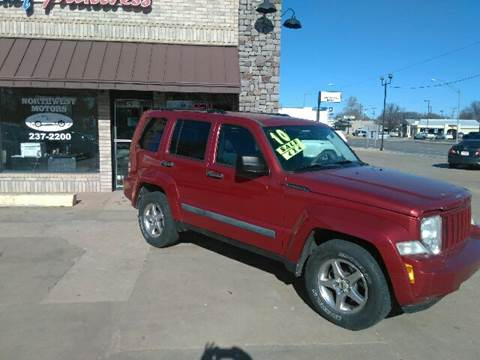 2010 Jeep Liberty for sale at NORTHWEST MOTORS in Enid OK
