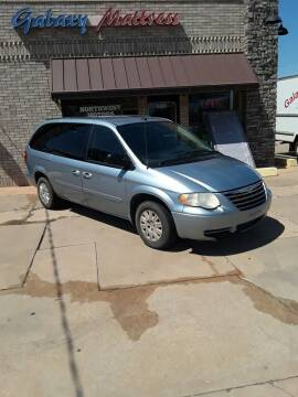 2005 Chrysler Town and Country for sale at NORTHWEST MOTORS in Enid OK