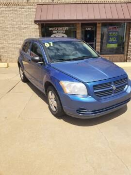 2007 Dodge Caliber for sale at NORTHWEST MOTORS in Enid OK