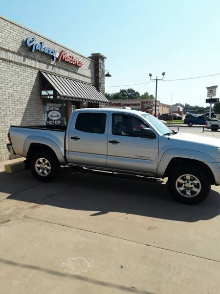 2006 Toyota Tacoma for sale at NORTHWEST MOTORS in Enid OK