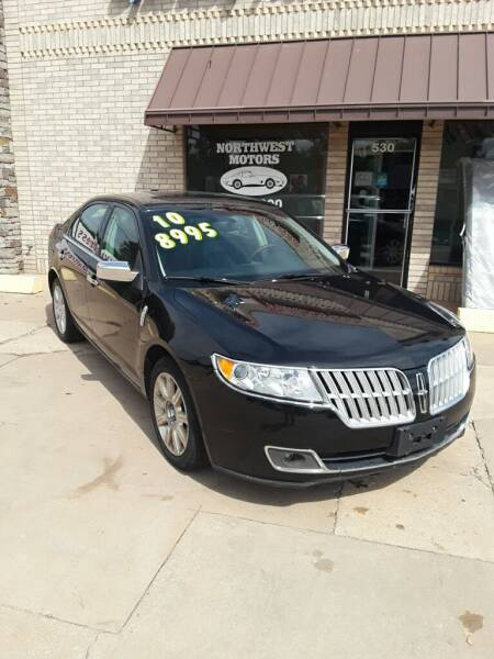 2010 Lincoln MKZ for sale at NORTHWEST MOTORS in Enid OK