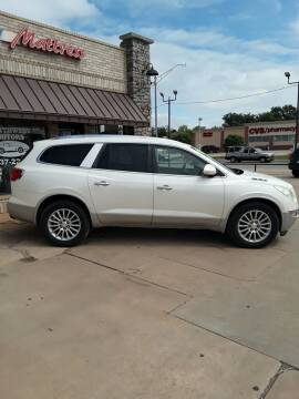 2009 Buick Enclave for sale at NORTHWEST MOTORS in Enid OK
