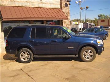 2007 Ford Explorer for sale at NORTHWEST MOTORS in Enid OK