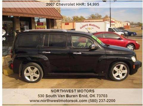 2007 Chevrolet HHR for sale at NORTHWEST MOTORS in Enid OK