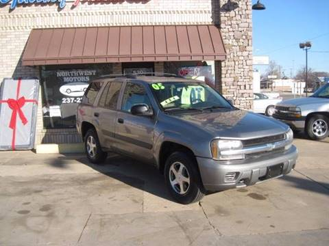 2005 Chevrolet TrailBlazer for sale at NORTHWEST MOTORS in Enid OK