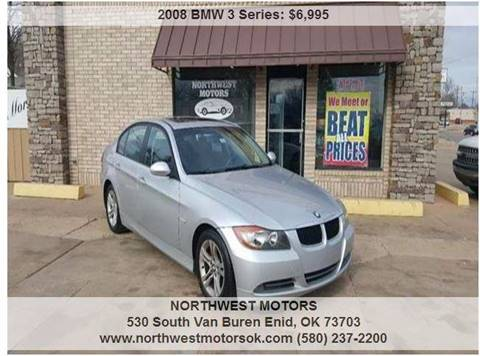2008 BMW 3 Series for sale at NORTHWEST MOTORS in Enid OK