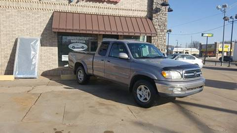 2000 Toyota Tundra for sale at NORTHWEST MOTORS in Enid OK